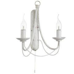 Настенный светильник Arte Lamp Maypole A6300AP-2WG