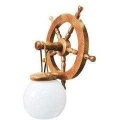 Настенный светильник Zaklad 72 сосна (плафон N-23 - 1 шт.)