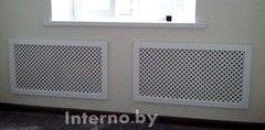 Экран для радиаторов Interno.by Решетка 1