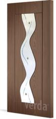 Межкомнатная дверь Межкомнатная дверь VERDA Водопад ДО (ПВХ)