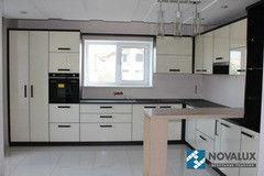 Кухня Кухня Novalux Пример 190