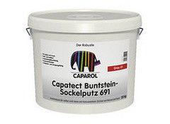 Штукатурка Штукатурка Caparol CT KD-Buntstein-Sockelputz