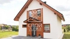 Каркасный дом Каркасный дом Свой Дом Пример 43