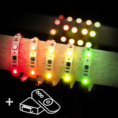 Elektrostandard Set Led Strip 5050 5m 12V 30Led 7,2 W RW IP20