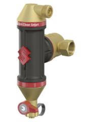Комплектующие для систем водоснабжения и отопления Meibes Сепаратор воздуха и шлама Flamcovent Clean Smart 1 1/2 (30045)