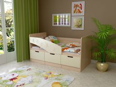 Детская кровать Детская кровать Регион 058 Бемби-8