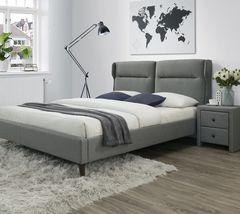 Кровать Кровать Halmar Santino 160x200 (серый)