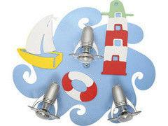 Детский светильник Nowodvorski Sailor III plafon 3668