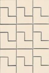 Мозаика Мозаика Vitra Shape Кремовый