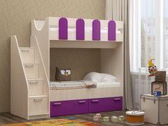 Двухъярусная кровать Регион 058 Бемби 11