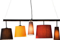 Светильник Светильник KARE Design Pendant Lamp Parecchi Colore 100cm 35777