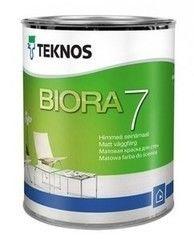 Краска Краска Teknos Biora 7 (0.9 л) база 1