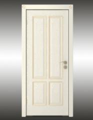 Межкомнатная дверь Межкомнатная дверь Юркас Плимут ДГ (эмаль крем)
