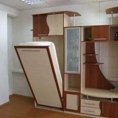 Мебель-трансформер Кровать-шкаф VMM Krynichka Встроенная в секцию (модель 38)