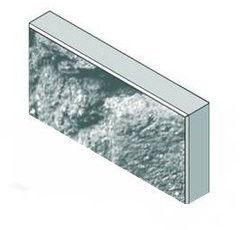 Кирпич Кирпич УДМСиБ бетонный облицовочный 1 ПБ39.19.5,6-П-КОЛ.F150 серый