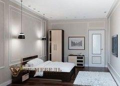 Спальня SV-Мебель Эдем-2 0116 (дуб млечный/дуб венге)