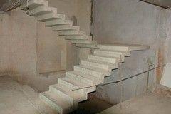 Лестница из бетона ИП Лемешев Н.В. Пример 1