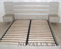 Кровать Кровать Novalux Пример 9