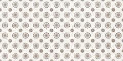 Плитка Плитка Ceramika Paradyz Piumetta Bianco инсерто B 29.5x59.5
