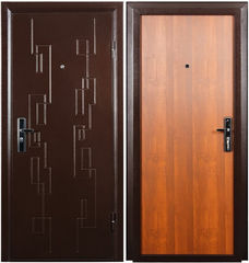 Входная дверь Входная дверь Промет Новосел (итальянский орех)