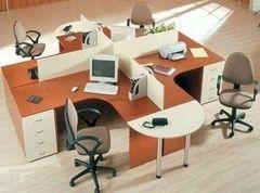 Мебель для персонала Алукар Пример 5