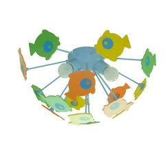 Детский светильник Citilux Рыбки 1300