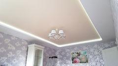 Натяжной потолок Гудвик Пример 3