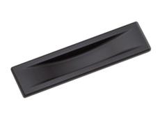 System Furniture Ручка для раздвижной двери SY4340 AL6 черный матовый