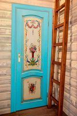 Межкомнатная дверь Межкомнатная дверь Лучший дом Пример 116 (из массива)