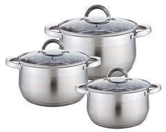 Наборы посуды Webber BE-616/6 6 пр.