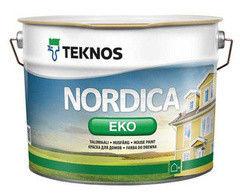 Краска Краска Teknos Nordica Eko 3330-12 (18 л) база T