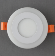 Настенно-потолочный светильник Zhongshan Lighting JL LD-6+3W G ROUND 6500К