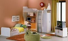 Детская комната Детская комната Элегия Джуниор