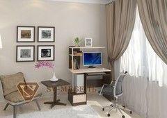 Письменный стол SV-Мебель №2 0136 (дуб млечный/дуб венге)