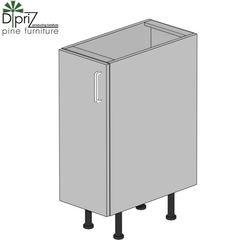 Кухонный шкаф Кухонный шкаф Диприз Шкаф нижний 40 Д 9001-23