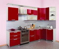 Кухня Кухня Лига мебели Вариант 126
