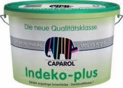 Краска Краска Caparol Indeko-Plus 5 л