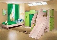Детская комната Детская комната Tiolly Вариант 3