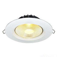 Встраиваемый светильник Arte Lamp Uovo A2415PL-1WH