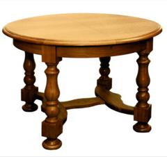 Обеденный стол Обеденный стол Гомельдрев ГМ 6079 (дуб/Р43)