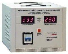 Стабилизатор напряжения Стабилизатор напряжения Solpi-M IDR-8000VA