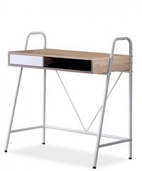 Письменный стол Signal B-188 (дуб/белый)