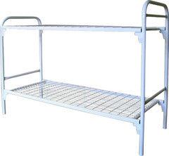 Двухъярусная кровать Европротект 2КС-7 металлическая (90x190см)