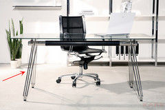 Письменный стол KARE Design Table Base Officia Bureau 9161