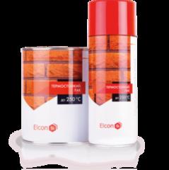 Лак Лак Elcon Термостойкий 0,8 кг