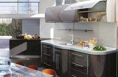 Кухня Кухня Центр кухни Пример 1
