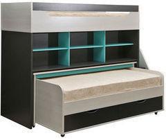 Детская кровать Детская кровать Пинскдрев Балу П039.121 (дсп ламинированная)