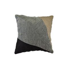 Декоративная подушка Виктория Мебель СК 2317 К бежевый, бирюзовый, черный