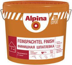 Шпатлевка Шпатлевка Alpina Expert Feinspachtel finish 4.5 кг