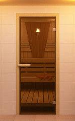 Дверь для бани и сауны Дверь для бани и сауны ALDO Стекло 8мм бронза
